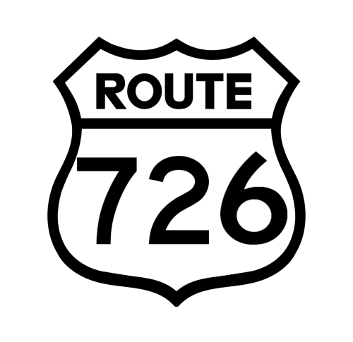 Upcoming Project: Route 726