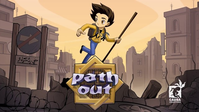 What We're Playing – Path Out